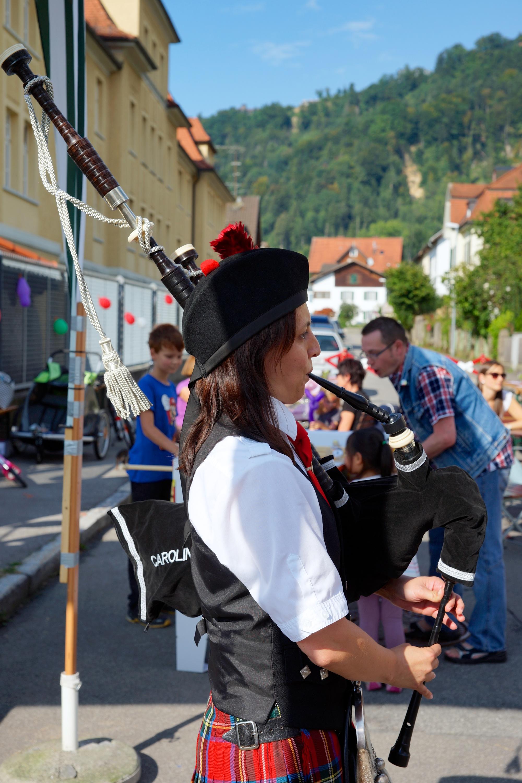 Michls Knie Straßenfest